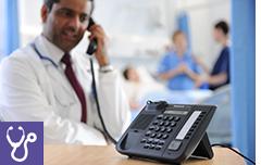 cetralitas telefonicas hospitales sanitario